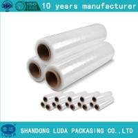 Wholesale Accept customizable pallet wrap film hand use film from china suppliers