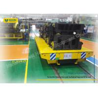 Wholesale Large Capacity Pallet Transfer Carts Heavy Die Transporter For Lathe Handling from china suppliers