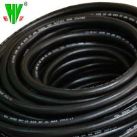 Buy cheap High performance SAE100 R6 blue hydraulic hose available rubber 1 4 fuel hose from wholesalers