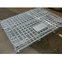 Wholesale Folding Wire Mesh Container from china suppliers