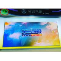 Wholesale SMD 2020 Indoor Full Color LED Display P2 P2.5 HD IP43 Aluminum Ceiling Screen from china suppliers