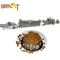 Wholesale CE Certificated WEG Pet Food Extruding Line Used To Make Dog And Cat Food from china suppliers