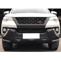 Buy cheap TOYOTA Fortuner 2016 2017 TRD Style Auto Bumper Cover , Protection Face Lift from Wholesalers