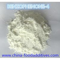 Buy cheap UV absorbers Benzophenone-4,BP-4,UV-284, Cosmetic Sun protect, CAS:4065-45-6 from wholesalers