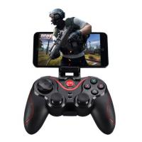 Wholesale Android Wireless Gamepad Controller Bluetooth pc game controller Computer gamepad controller from china suppliers
