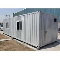 Buy cheap Removable ISO Standard Prefab Container House For Office ANT CH1601 from wholesalers