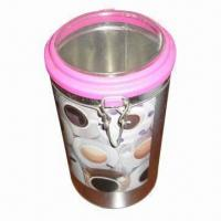 Wholesale Candle gift box with plastic lid, recyclable from china suppliers