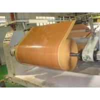 Buy cheap PVC Wood Grain Film Inside, PVC Calendered Film from wholesalers