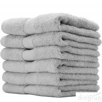 Wholesale Cotton Hand Towels Bathroom Towel Set Hotel Spa Luxury Face Towel Sets from china suppliers