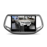 Buy cheap IPS Capacitive Screen Android Car DVD Stereo 10.1 Inch With Jeep Compass from wholesalers