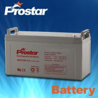 Wholesale Prostar gel battery 12v 120ah from china suppliers