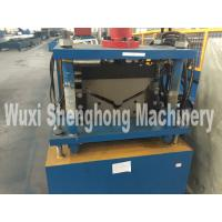 Wholesale Corrugated Roof Ridge Cap Roll Forming Machine Industrial GCr15 Roller from china suppliers