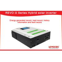 Buy cheap Wide PV Input Range Energy Storage Inverter , Grid Hybrid Solar Power Inverter Battery Optional from wholesalers