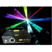 Buy cheap RGBY 200mW blue laser, 60mW green laser, 120mW red Laser Stage Lighting from wholesalers