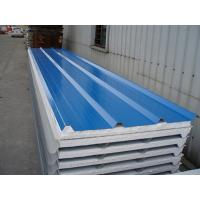 China eps sandwich panel for wall on sale