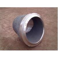 China ASME / ANSI B16.9 and ASME / ANSI B16.28 Bevel ends eccentric reducer pipe fittings on sale