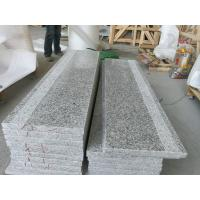 Wholesale Chinese Cheap Polished G602 Grey Granite Flooring Tile for Interior and Exterior Building stone G602 granite Stairs from china suppliers