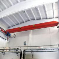 Wholesale inversion hanging electric hoist single girder overhead crane from china suppliers