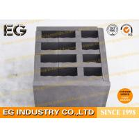 High Strength Custom Graphite Ingot Molds Coating With Customized Shape Industrial