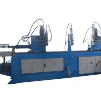 Wholesale Double Head Large Pipe Bending Machine Electric Auto Feeding High Precision from china suppliers