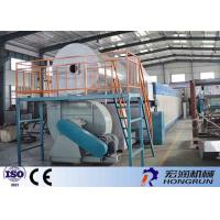 Wholesale Industrial Waste Paper Pulp Making Machine For Apple Trays / Drink Trays from china suppliers