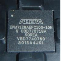 Wholesale Professional Logic IC Chips EPM7128AEFC100-10N 128MC 10NS 100FBGA from china suppliers
