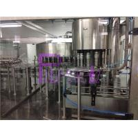 15000 BPH Water Bottle Filling Machine Full Automatic Stainless Steel 304