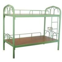 China Wrought Iron Canopy Beds/Metal Bunk Beds (JQB-019) on sale