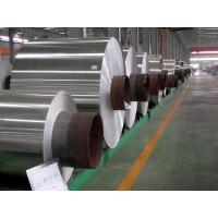 Wholesale Embossed Stucco Aluminum Coil For Refrigerator Production 0.06 - 3.0 mm Thickness from china suppliers