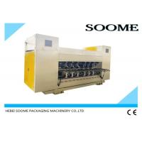 Wholesale NC Computer Control Thin Blade Slitter Scorer Machine For Packaging 12 Months Warranty from china suppliers