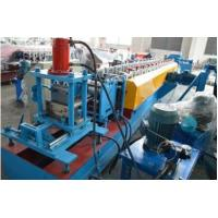 China Hydraulic Galvanized Steel Door Frame Roll Forming Machine Fully Automatic Multi Model on sale