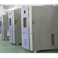 Quality -40 °C ~+150°C Temperature &Humidity test chamber with Workspace 1000*1000*1000mm for sale