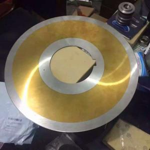 Smooth edge toothless high speed steel M2 Dmo5 M42 circular saw blade
