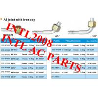 China #5 straight female R12 O-ring Auto AC Barb hose Fitting tube fitting pipe fitting for auto air conditioner on sale