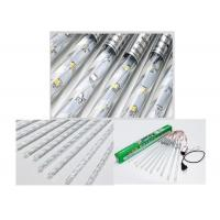 Buy cheap 10 Tubes LED Meteor Lights , 30cm Helicine Meteor Shower Christmas Tree Lights from wholesalers