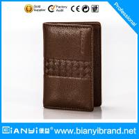 Wholesale Leather Card bag from china suppliers