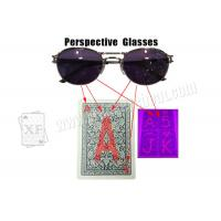 Buy cheap Fashionable Perspective Glasses For Backside Marked Playing Cards from Wholesalers
