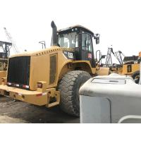 Buy cheap CAT C7 Engine Used CAT Loaders Japan Made CAT 950H Wheel Loader 7.2L Displacemen from wholesalers
