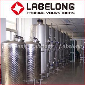 Quality Juice Filling Machine / Liquid Filling Machine for sale