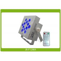 China Rechargeable Battery Powered LED Uplighter Affordable Lighting Equipment on sale