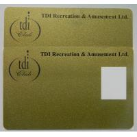 China Hotel UHF RFID Smart Card , security RFID smart cards frequency high on sale