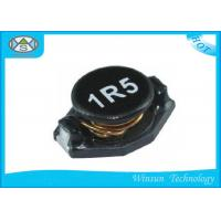 Black Ferrite Chip Inductor , High Performance Unshielded SMD Coil Inductor