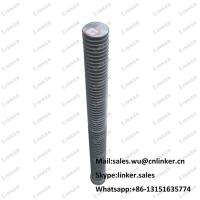 Stainless steel wedge wire pipe ,20 micro Filter Element