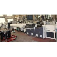 Wholesale Automatic PVC Twin Screw Extruder Machine For Underground Communication from china suppliers