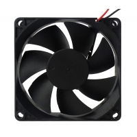 Wholesale mini computer fan 80*80*20mm 12 volts fans waterproof with FG function from china suppliers