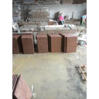 Wholesale G562 Maple Red Granite Window Sill , Polished bullnose Granite Stone Slabs from china suppliers