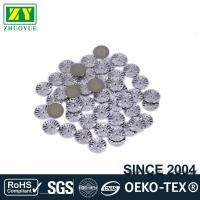 Wholesale Shiny Hotfix Flat Back Rhinestones , Aluminum Material Low Lead Rhinestones from china suppliers