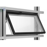 Residential Double Glazed Aluminium Awning Windows Wind Resistance Easy Install