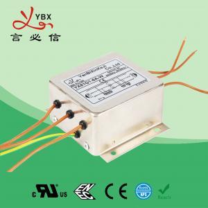 Wholesale Rated Current Inverter Output Filter For Servo Motor 250V 380V 440V from china suppliers