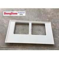 China Light Grey Marine Edge Countertop For Government Laboratory , 1410*750 Mm Size on sale